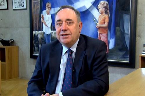 Eid Mubarak: First Minister Alex Salmond - Eid Message