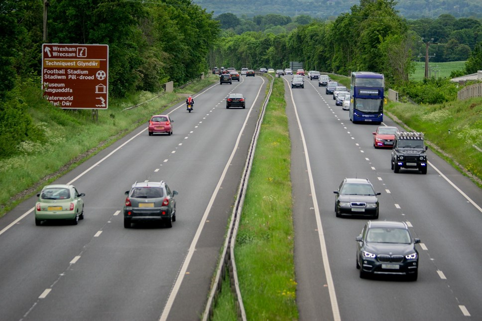 A483 Jct 5 and 7