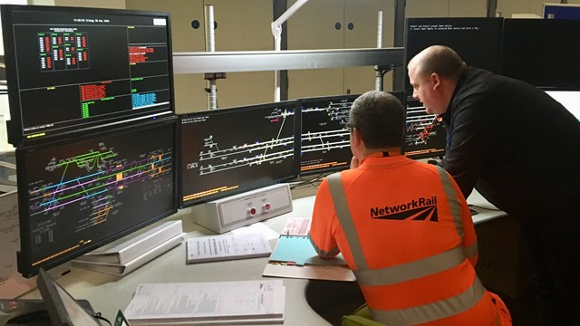 Passengers advised to plan ahead of August bank holiday railway upgrades in Liverpool: Inside the Manchester Rail Operating Centre (ROC)