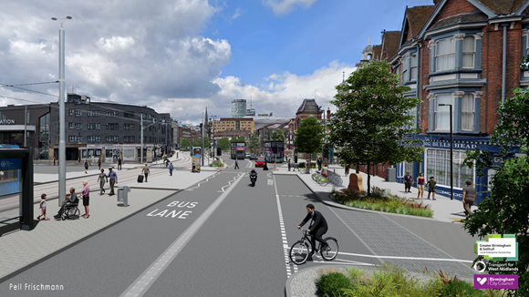 More than £15 million funding boost for Digbeth High Street: digbeth this one 2