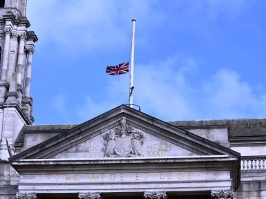 Statement from Leeds City Council Leader re Westminster attacks: halfmastflagcivichallwestminsterattacksmarch2017aweb23032017.jpg