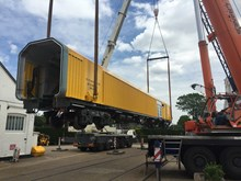 Mobile Maintenance Train (MMT) - delivery 4