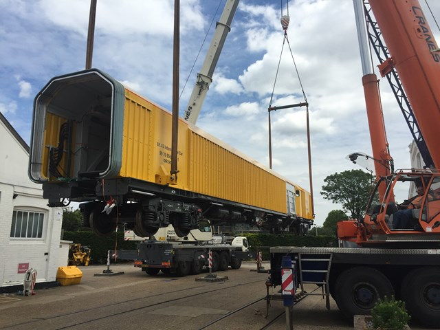 Mobile Maintenance Train Mmt Delivery 4
