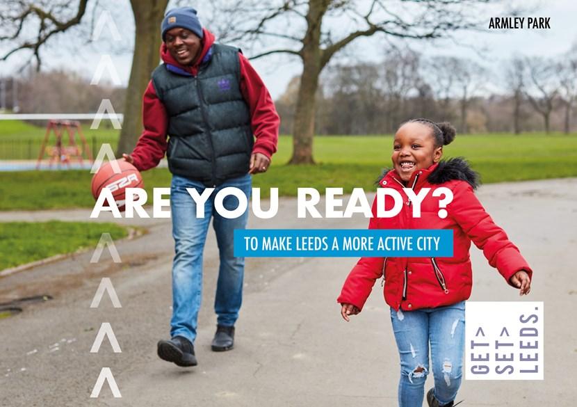 Help make Leeds more active as part of new citywide conversation: gslsocialimage-leadimagedadanddaughter-520288.jpg