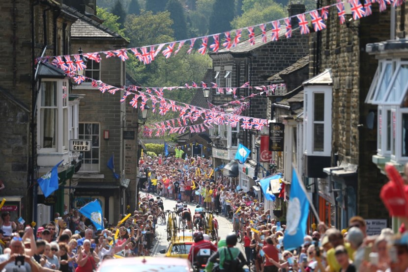 Tour de Yorkshire land art and best dressed competitions launched: pateleybridgebestdressedswpix.com.jpg