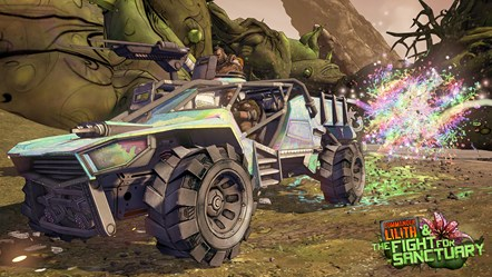 BL2 CLFFS New Vehicle Skin