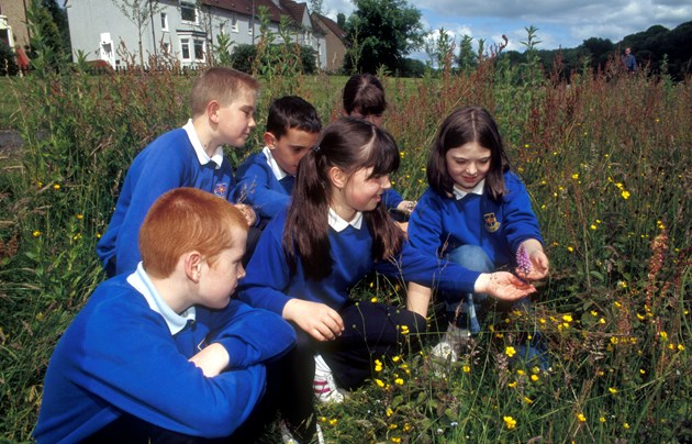 £140,000 to help more children learn outdoors: C-066 - for OLIN