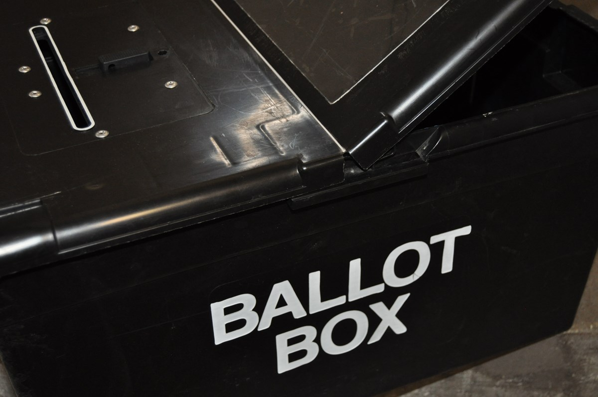 Referendum voters urged to ensure they are registered: Referendum voters urged to ensure they are registered