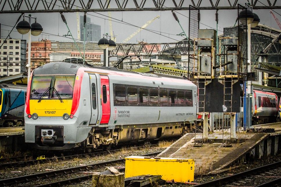 Meet the buyer: Small businesses set to benefit from up to £1 billion of Transport for Wales investment: ManchesterPiccadillyRailStation2018.10.25-78