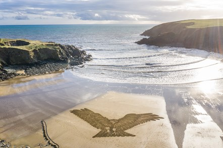 Sand Art - Co Waterford