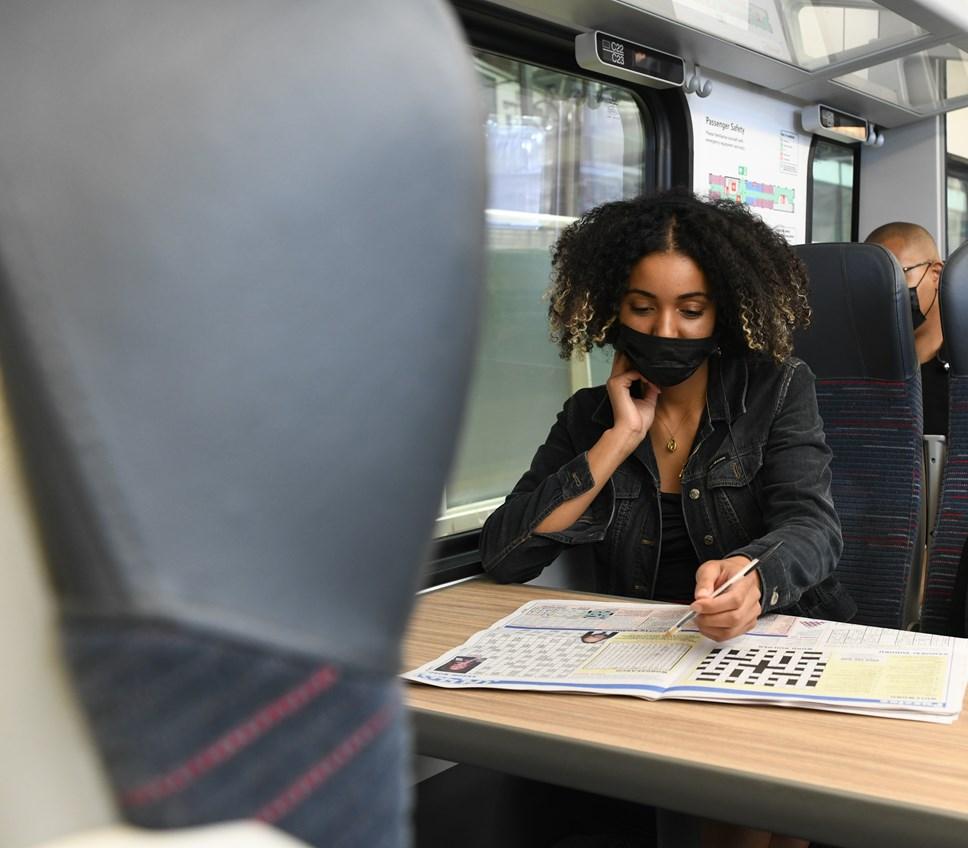 Lets Get Back on Track - Commuter 3