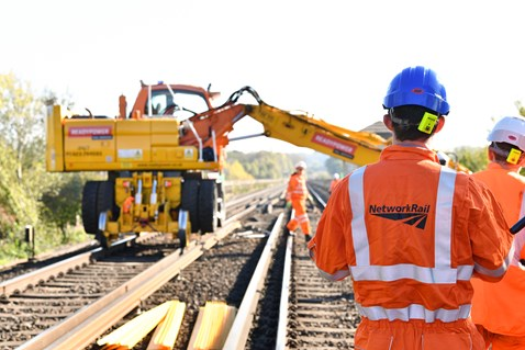 Brighton Mainline Upgrade Ouse Valley Oct 10  (14)