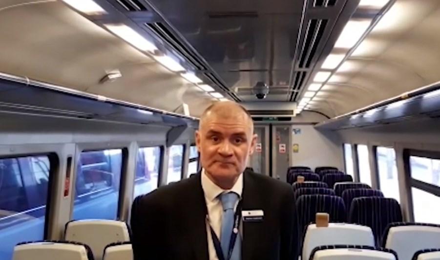 Northern outlines second week of Key Worker timetables (video): Steve Hopkinson-2