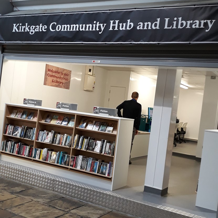 Opening of new Community Hub and library in Kirkgate Market marks National Libraries Week in Leeds: library1-crop-261721.jpg