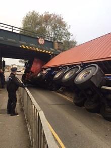 Dover Bridge Strike 17-10-2017-2