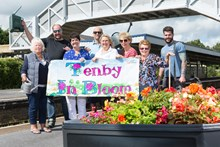 Tenby's team of volunteers
