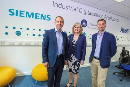 Launch of ground-breaking accelerator to help businesses adopt industry 4.0 technologies: IMG 0109