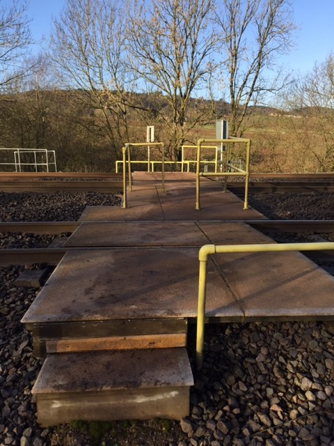Cofton footpath crossing to remain closed for 2016: Cofton level crossing