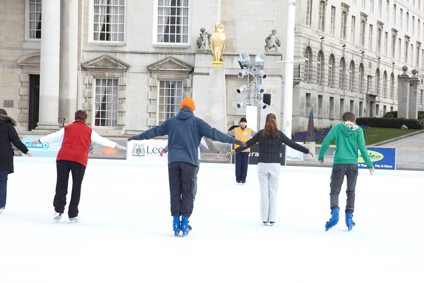 Get your skates on as Ice Cube returns to Millennium Square: skateuklesson.jpg