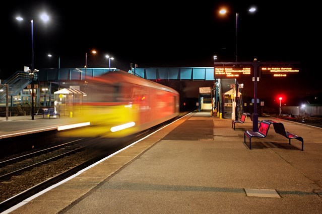 Freight lines reopen as phase one of Greater Lincolnshire  railway upgrade plan is completed: The first freight train passes through Barnetby following the first phase of resignalling