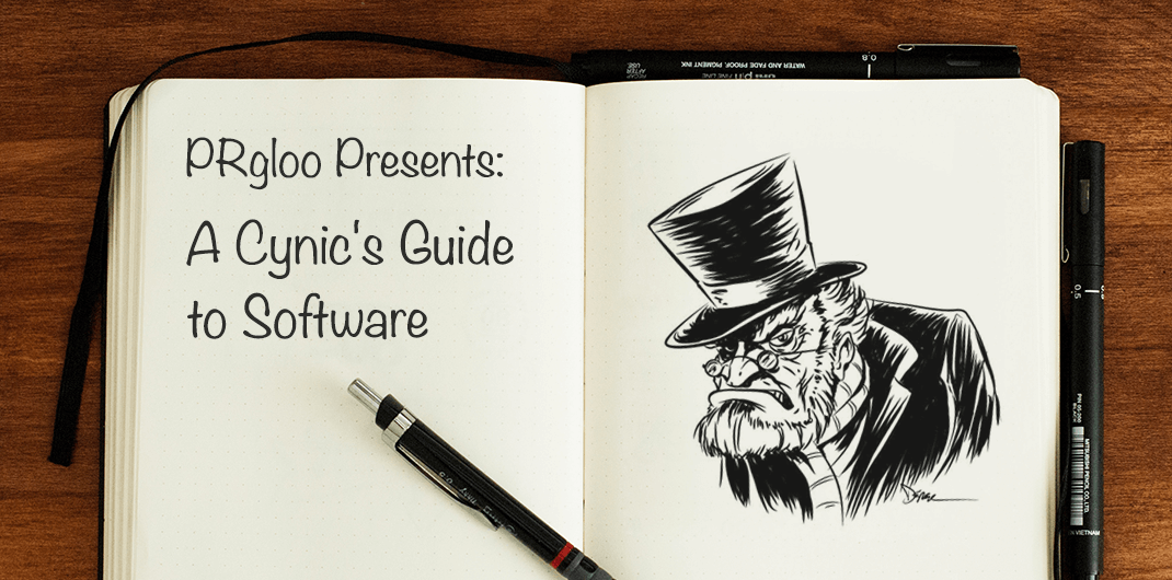 PRgloo Presents: A Cynic's Guide to Comms Software: cynics-guide-to-software