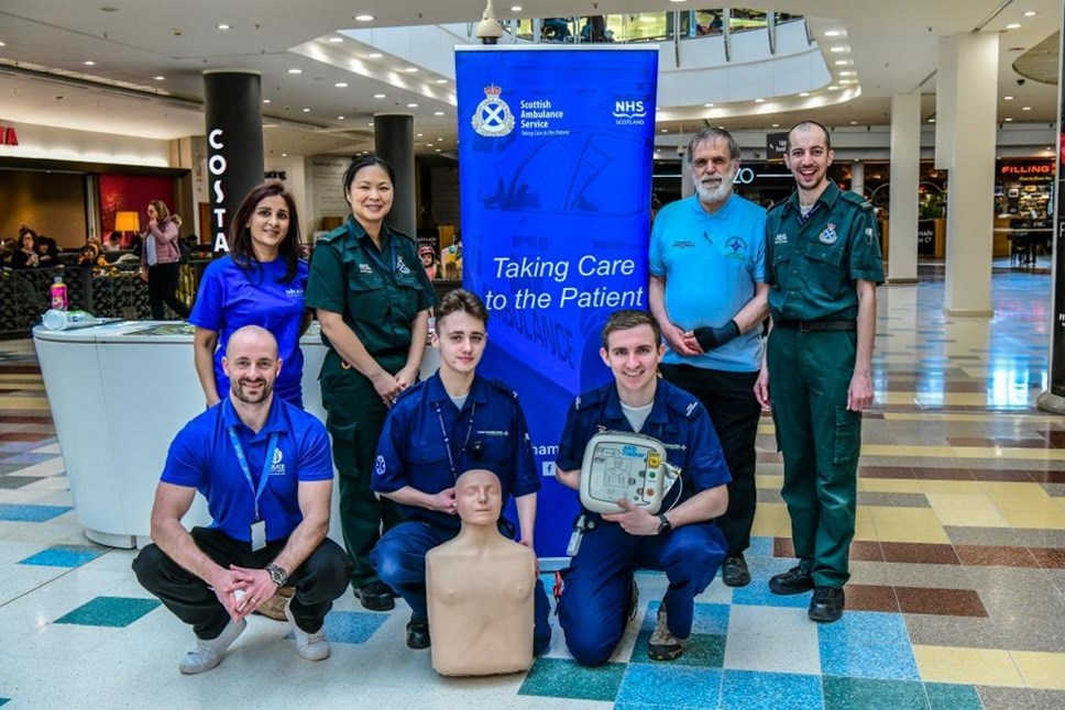 500,000 people trained in CPR!: Restart a Heart Day