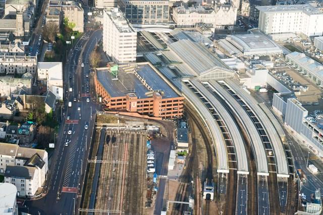 £9m Aberdeen station investment is first glass news: 331888 original