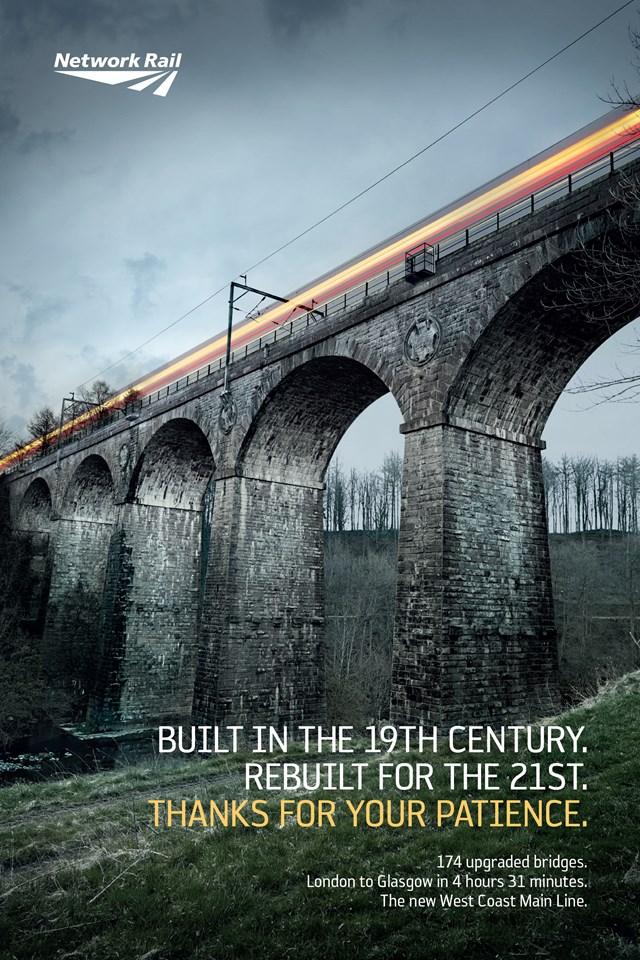 West Coast penrith bridge ad - generic