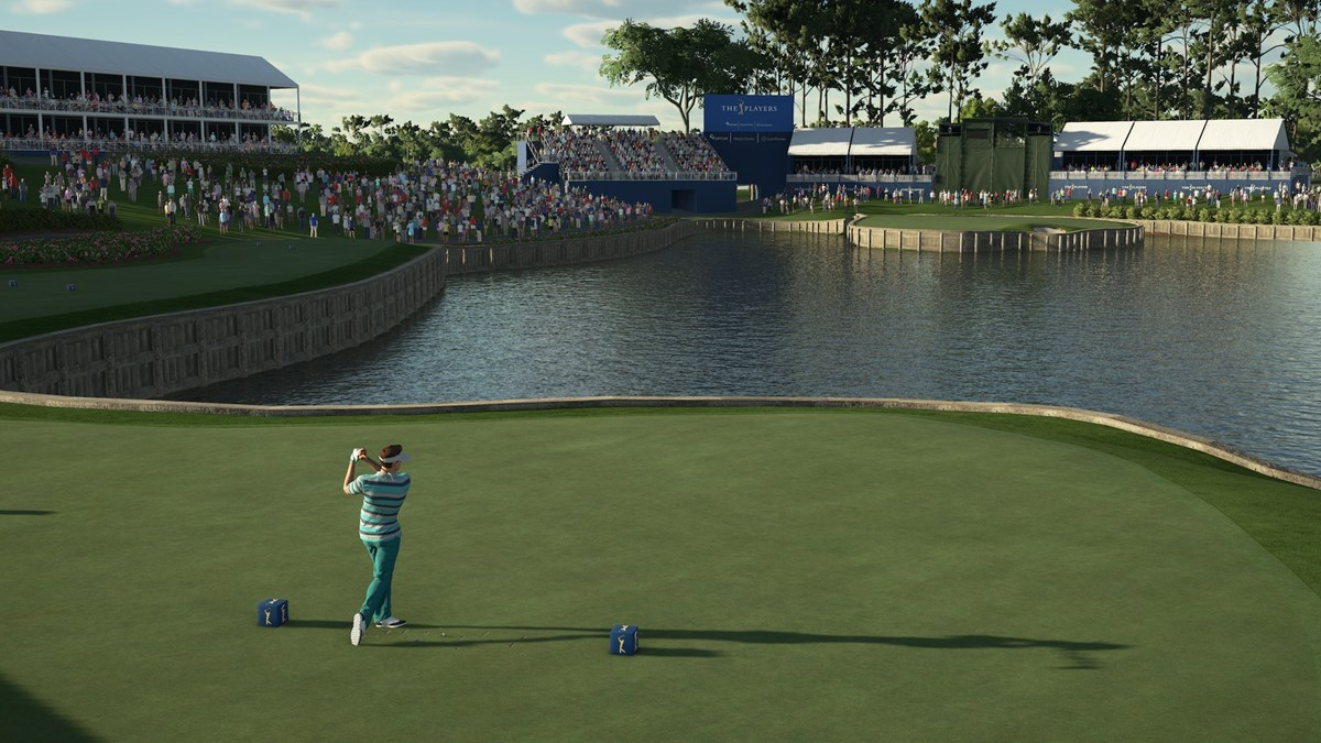 PGA TOUR 2K21 Announce 1