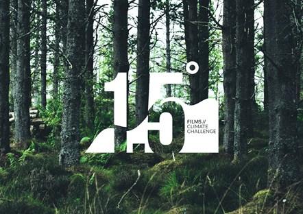 1.5 Films Logo - Forest