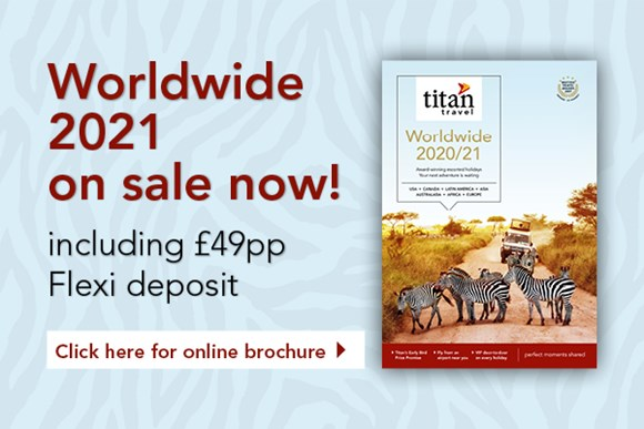 Titan releases its Worldwide 2021 1st edition