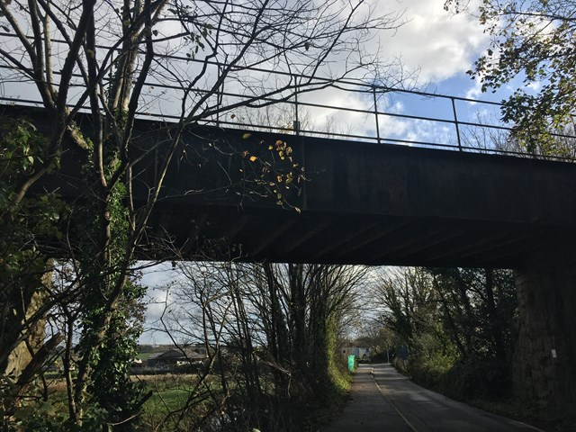 A bridge replacement forms part of the Cornwall upgrades