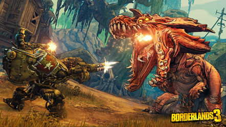 Borderlands® 3 Legendary Items Become More Accessible During Limited-Time Mini-Event Starting Tomorrow: BL3 Moze Co-op E3