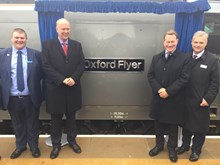 Launched: Chiltern's Oxford to Marylebone service – December 2016