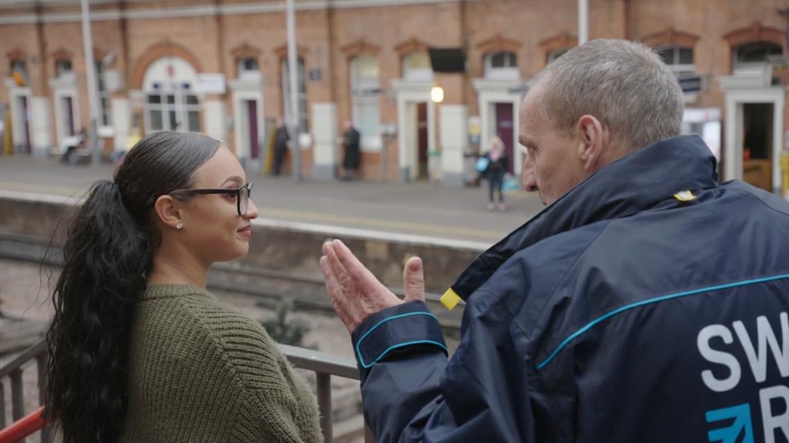 Network Rail - Tegans Story 2