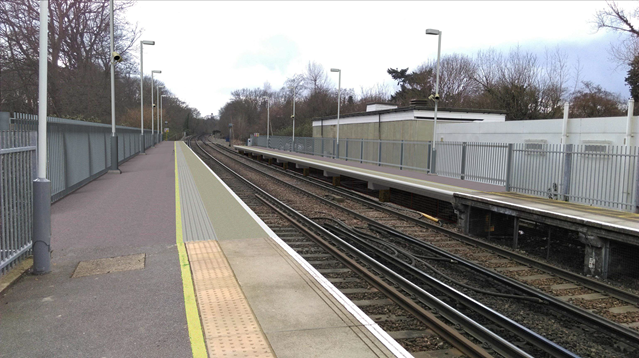 Work to boost rail capacity and accessibility at Virginia Water set to begin: VW Platform extension