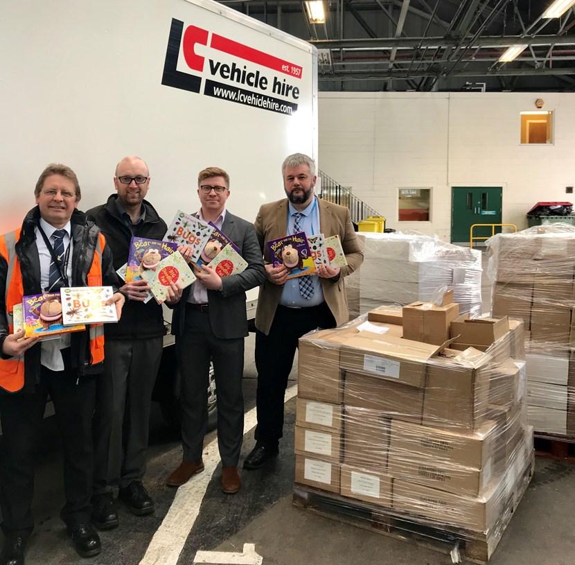Donation of books to benefit children across Leeds : img-8723-889319.jpg