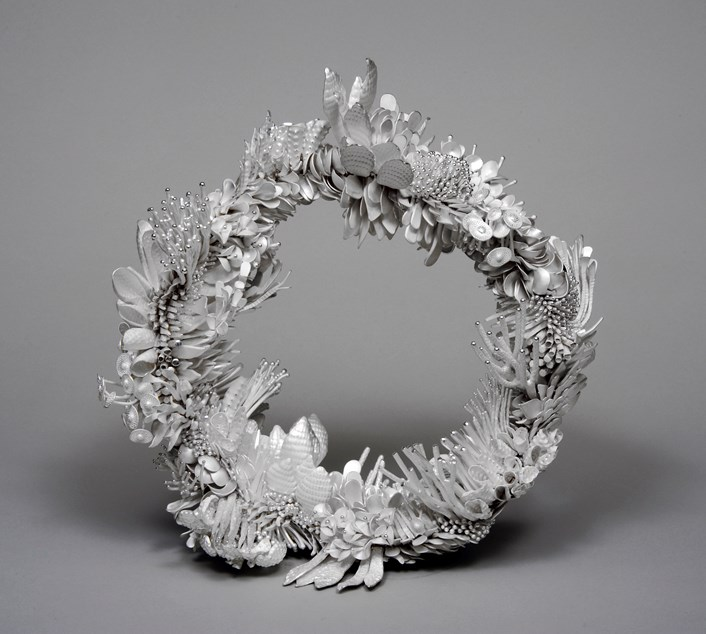Object of the week- Sliver Poetry; Spring Fever Ring: leeag.2017.00013.jpg