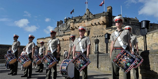 Final plans for WW1 Drumhead Service