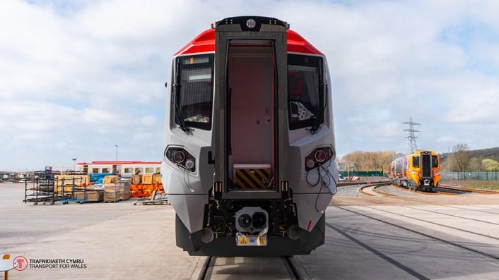 TfW - CAF Trains-14