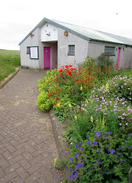 Community Facilities - Llansaint Welfare Hall