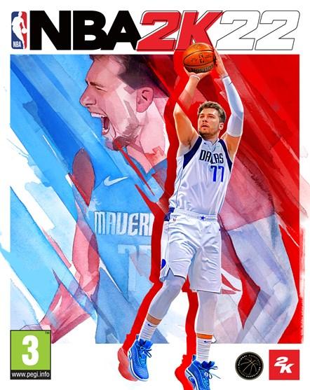 NBA 2K22 Standard Edition Cover