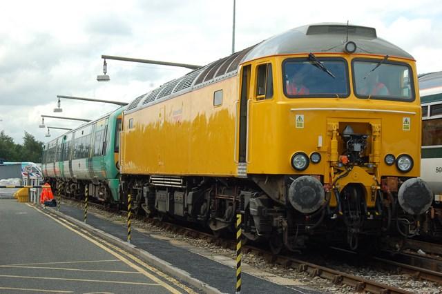 Network Rail Class 57/3