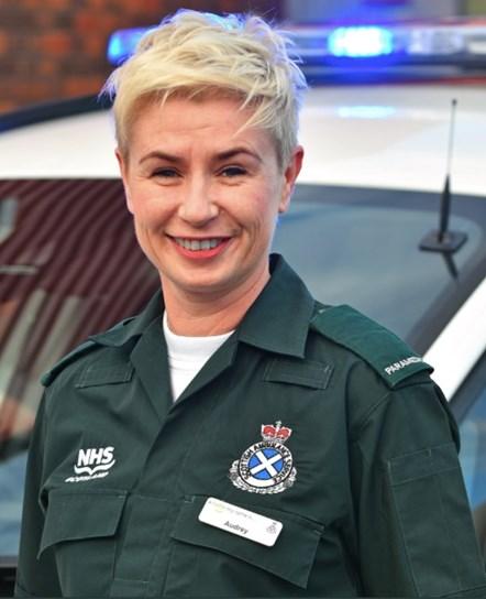 Paramedic Audrey