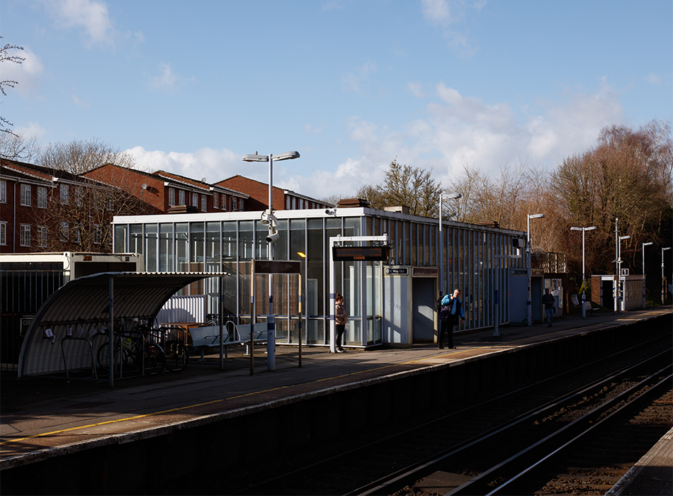 Competition launched to shape Britain's future railway stations: small-medium-station-example