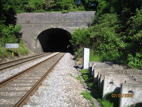Sapperton tunnel shafts get strengthened
