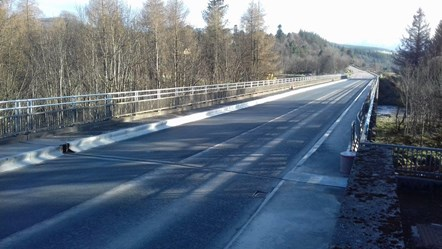 craigellachie A941 bridge