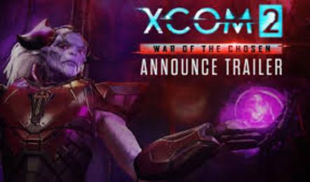 XCOM2 WOTC Announce Trailer (ESRB)
