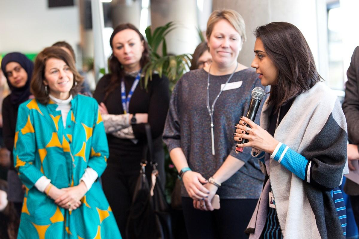 Doniya Soni, Principal Policy Officer, Digital and STEM Skills, Greater London Authority