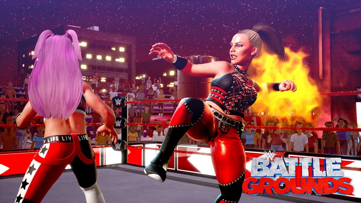 WWE2K BG Dana Brooke 1